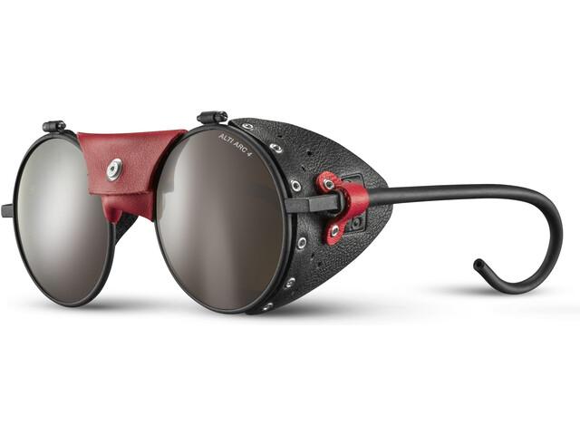 Julbo Vermont Classic Alti Arc 4+ Gafas de sol Hombre, black/red